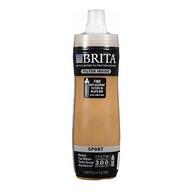 新低可用260次!Brita碧然德 Filtering Bottle过滤水壶600ml 6.25美元约¥42