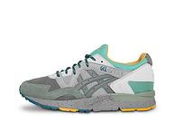 ASICS 亚瑟士 中性复古跑鞋 GEL-Lyte V H7J4L岩褐色