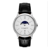Baume and Mercier Classima Executives 系列月相时装男表 749美元约¥4918
