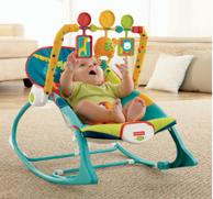 Prime会员:Fisher Price 费雪 X7046 婴儿摇椅 直邮到手约262元