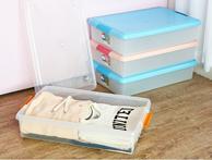 IRIS 爱丽思 环保树脂床下整理收纳箱 2色