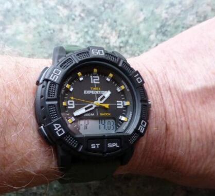 Prime会员,Timex 天美时 探险者系列 T49967 男士运动腕表 240元包邮包税 买手党-买手聚集的地方