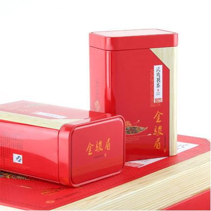 龙全茶行 金骏眉红茶礼盒装200g 50元券后39.9元包邮 买手党-买手聚集的地方