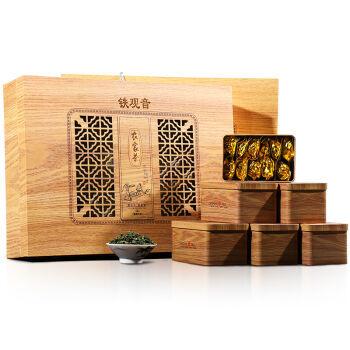 阅客 乌龙茶 一级安溪铁观音木质礼盒500g 158元包邮 买手党-买手聚集的地方