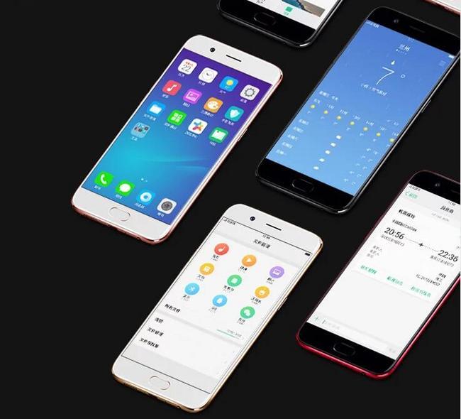 OPPO R11 智能手机 4GB+64GB 红色 1699元包邮 买手党-买手聚集的地方