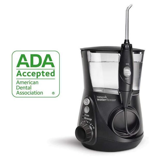 ADA认证!美版 waterpik 洁碧WP-662 Aquarius 冲牙器 Prime会员486.3元(天猫1298元) 买手党-买手聚集的地方