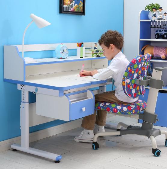 人体工程学协会推荐:sihoo 西昊 KD15+K28 儿童学习桌椅套装 1499.2元包邮(京东2199元) 买手党-买手聚集的地方