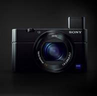 Sony 索尼 黑卡 DSC-RX100 M4 数码相机