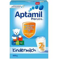 Aptamil 爱他美 婴幼儿奶粉 2+段 600g*7件