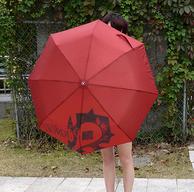 双11预告: BLIZZARD 暴雪 魔兽世界主题 全自动雨伞 部落版