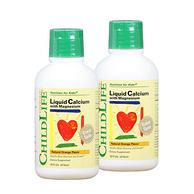 childlife 童年时光 钙镁锌 成长营养液 474ml*2瓶