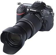 双11预售: Nikon尼康 D7200 单反机身 + 腾龙 18-200mm 镜头