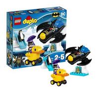 11日0点: LEGO 乐高 Duplo 得宝系列 10823 蝙蝠翼大冒险