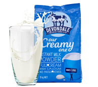 Devondale 德运 高钙全脂成人奶粉 1000g
