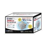 凑单品: BMC 活性炭口罩 防PM2.5(50片)