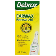 适合凑单,销量冠军!Debrox 耳垢软化清理剂 15ml