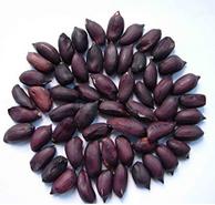 生果带壳带土,嵩山特产:富硒黑花生2斤