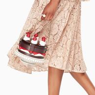 kate spade NEW YORK ma chérie cherry cake 女士手提包