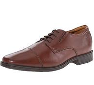 限尺码: Clarks Tilden Cap 男士休闲鞋