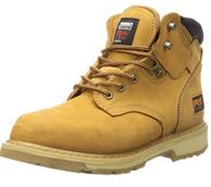 限US8码:Timberland PRO 添柏岚 Pitboss男士6英寸钢头工装靴