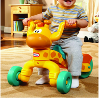 little tikes 小泰克 627170M 长颈鹿脚踏车