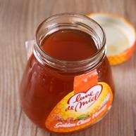 美容养颜!法国 蜜月 百花蜂蜜375g*3罐