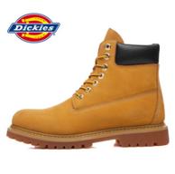 10061对应款!Dickies 马丁靴男复古情侣大黄靴