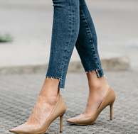 Sam Edelman Hazel Pump 女士羊皮高跟鞋