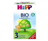 prime会员: Hipp 喜宝 Bio有机婴儿奶粉 3段 800g*4盒