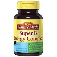 适合凑单,Nature Made 超级复合维生素B 60粒