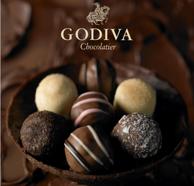 GODIVA美国官网 全场巧克力亲友促销