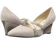 38码起: ECCO 爱步 Belleair Wedge 女士坡跟鞋