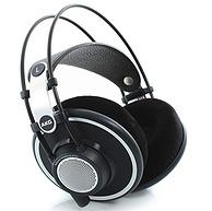 值哭、旗舰级!AKG 爱科技 K702 头戴式监听耳机