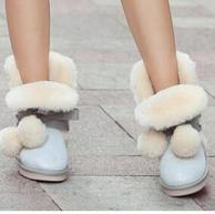 istep 秋冬新款雪地靴