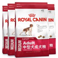新低:Royal Canin 皇家 12月龄以上中型犬成犬 狗粮16kg