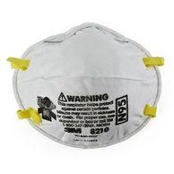 凑单品: 3M 8210 防颗粒物小号口罩 头带式 N95 20只装
