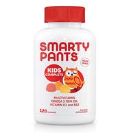 Prime会员:SmartyPants 儿童维生素软糖 120粒