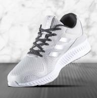 双12预告:2双 adidas 阿迪达斯 男子 跑步鞋BW1558