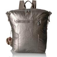 猴子包很少大容量!Kipling 吉普林Cherry Metallic Backpack 女款双肩包