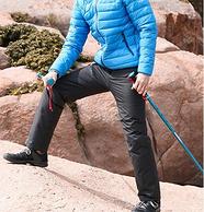 零下30°都能穿!UAISI 优艾丝 90%白鹅绒 情侣款800蓬羽绒裤