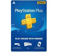 PlayStation Plus 1年会员 兑换码