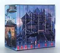 12日0点:《哈利·波特》英文原版(十五周年纪念版、共7册)
