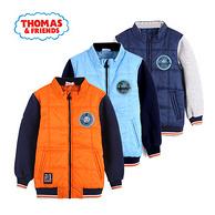 正版授权,Thomas&Friends 托马斯和朋友 男童外套