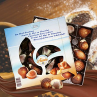 十大巧克力品牌:比利时 Guylian 吉利莲 埃梅尔 贝壳巧克力250g