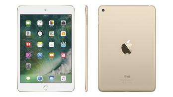 Apple iPad mini 4 Wi-Fi 128GB 三色可选  299.99美元约¥1984(京东3088元)