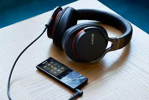 索尼 MDR-1A 头戴式耳机 免费直邮无税到手约893元