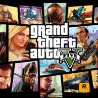 PC游戏《Grand Theft Auto V》 侠盗猎车手5