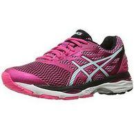 限6码: ASICS 亚瑟士 Gel-Cumulus 18 女士次顶级缓震跑鞋