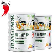 红桃K 大豆+乳清蛋白质粉455g*2罐