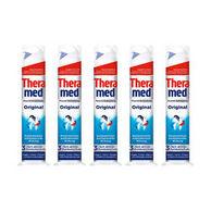 Theramed 泰瑞美 立式牙膏蓝色固齿防蛀 100ml*5支